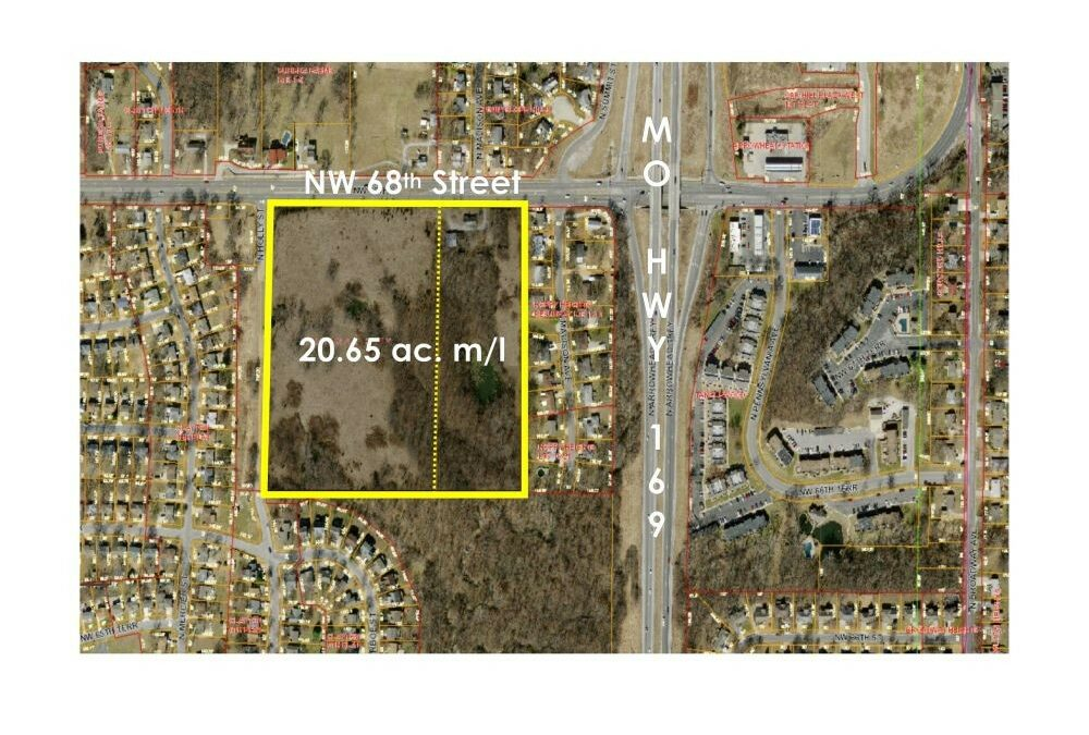 915 NW 68th St | 20 Acres